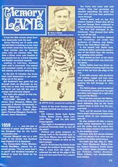 Scotland vs Holland - 1982 - Page 25 (The Sky Strikers) Tags: scotland holland netherlands official programme hampden park glasgow 60p international friendly
