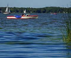 4  Der Beweis (niedersachsenfoto) Tags: segelboot tretboot sommer zwischenahnermeer niedersachsenfoto