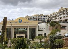 Albufeira, hotel Cerra Mar Garden (Hans van der Boom) Tags: europe portugal algarve vacation holiday albufeira hotel cerromargarden lobby pt