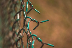 Wire fence (Syahrel Azha Hashim) Tags: dof syahrel vacation 200mm corroded 55200mm d300s nikon getaway handheld rust colorimage 2016 shallow holiday light simple naturallight twisted colorful details wires travel divided detail rusty colors malaysia corrosion beautiful nopeople fence