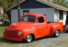 Studebaker Pickup (jHc__johart) Tags: truck studebaker pickup oklahoma vehicle custompickup