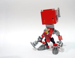 Robbie01 (chubbybots) Tags: lego duplo mech