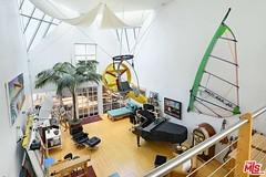Дом Эрика Клэптона в Лос-Анджелесе