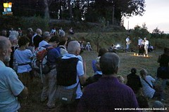 Passeggiata notturna sul  Monte Corno con letture e canzoni (23/7/2016) (Citt di Desenzano del Garda) Tags: cultura natura desenzano del garda monte corno passeggiata musica letture