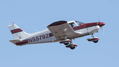 Piper PA-28-180 Cherokee 180 N55792 (ChrisK48) Tags: 1973 aircraft airplane cherokee180 dvt kdvt n55792 pa28 phoenixaz phoenixdeervalleyairport piperpa28180