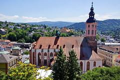 Baden-Baden (Magdeburg) Tags: badenbaden baden schwarzwald badenwrttemberg stiftskirche stiftskirchebadenbaden church churchbadenbaden