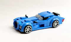 6 wide blue (RGB900) Tags: lego supercars 6wide blue
