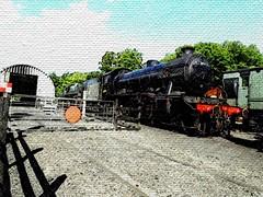 class k4 (Callum.Barker57) Tags: train choochoo