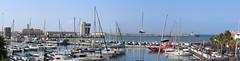 PANORAMA 436-1 (anyera2015) Tags: ceuta canon canon70d panorama panormica puerto