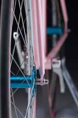 Hot Heels (mobius cycle) Tags: mobius mobiuscycle trackbike godzilla eai philwood philwoodtrackcrank dtswiss taylorhurleyphotography brooks swift thomson bicycle bike track fixed izumi modelv deda chrisking