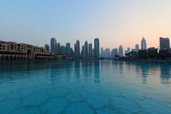 Dubai (United Arab Emirates) from the Dubai Mall, August 2016, D810 2285 (tango-) Tags: dubai emirates skyline uae