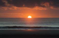 Sunrise (John__Hull) Tags: sun sunrise mablethorpe east coast view nature nikon d3200