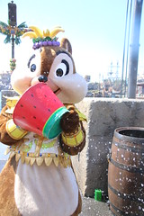 Minnie's Tropical Splash (sidonald) Tags: tokyo disney tokyodisneysea tds tokyodisneyresort tdr tropicalsplash disneysummerfestival chip