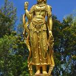 Mondop of Bodhisattva Avalokitesavara (Kuan-Yin) in Muang Boran (Ancient Siam) in Samut Prakan, Thailand thumbnail