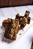 DSC_6459 (michtsang) Tags: leaves chocolate paste ganache nutella crunch feuilletine hazelnut praline equagold