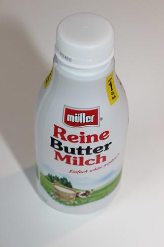 reine buttermilch müller