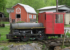 Cool Springs Porter 0-4-0 (jterry618) Tags: tractor abandoned unitedstates caboose westvirginia derelict steamengine steamtrain narrowgauge rowlesburg steamlocomotive coolspringspark