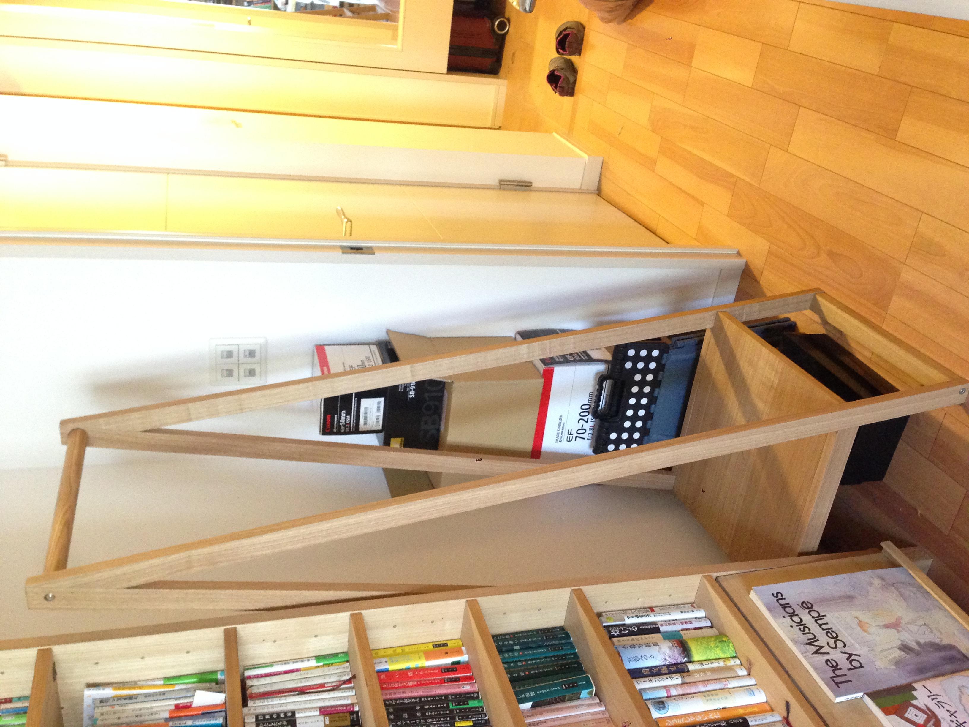 オーク材コートハンガー(無印良品). 元のサイズの画像を表示