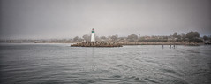 Walton Lighthouse (Jeff D. Muth) Tags: santacruz lighthouse harbor santacruzharbor waltonlighthouse
