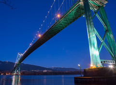 Lions Gate Bridge (Spencer Finlay) Tags: