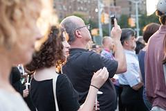 Peace Vigil -14 (MosaicMarj) Tags: brooklyn peace unity faith parkslope vigil candlelightvigil grandarmyplaza blacklivesmatter ericladams altonsterling philandocastile delrawnsmall whitepeopleforblacklives 3in3days