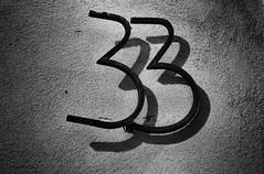 33 (Krsz-Kiss Pter) Tags: bw blackandwhite blackwhite blackandwhitephotography monochrome mono croatia rovinj sea oldtown town number minimal simplicity street streetphoto streetphotography streetmono urban urbanexploration canon