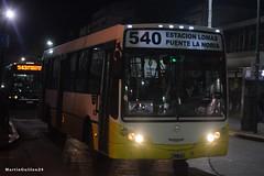 Lnea 540 - interno 1434 (martinguillen24) Tags: linea540 autobusesbuenosaires autobusessantafe asf metalpar mercedesbenz oh1718lsb iguazu lomasdezamora gbasur buenosaires bondi colectivo transportepublico