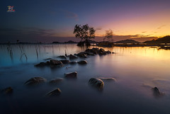 Lights from Sekotong Tengah (Jose Hamra Images) Tags: sekotong lombok indonesia sunset sunrise landscape longexposure
