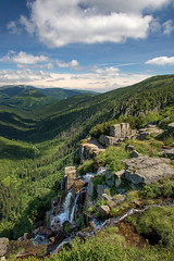 Riesengebirge (franzmarkus) Tags: eskrepublika tschechien fx felsen gebirge nikon forest d600 landschaft elbe