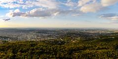 Stuttgart Fernsehturm (marcel_lier) Tags: canon 70d 24105 f4 stuttgart fernsehturm germany panorama stitching television tower