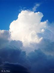 mon_puffs (vidkid_allison) Tags: tucsonarizona clouds thunderheads skies storms monsoon sonorandesert