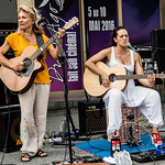 Sara Zaccarelli & Rita Girelli @ Sierre Blues Festival thumbnail