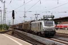 HSL 37001-1 SaarRail Zug, Bremen (michaelgoll777) Tags: prima hsl akiem bb37000