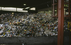 054 1993-07 Ocean County Materials Processing Facility, NJ (crobart) Tags: recycling facilities new jersey kodachrome slide slides 1993 july