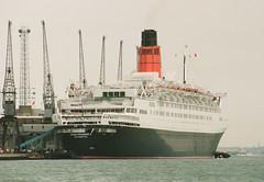 Queen Elizabeth 2 - 169-12a (Captain Martini) Tags: cruise cruising cruiseships liners cunard qe2 rmsqueenelizabeth2 southampton