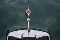 Jaguar XK150 Boot Lid (kendo1938) Tags: amble northumberland england gb xk150 jaguarxk150 jaguarxk150fixedheadcoupe car motorcar motorvehicle