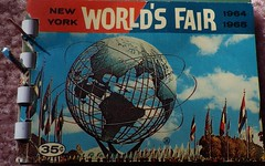 New York WORLD'S FAIR 1964-1965 Souvenir Photos Booklet - IMGP3488 (catchesthelight) Tags: worldsfair worldsfairgrounds flushing ny nyc queens unisphere flushingmeadownewyork newyorkworldsfairsouvenir graphics oldbox 1930s advertising exclusivelylicensedbythenewyorkworldsfair1939 copyrighted movieviewer deco box 1939nyworldsfair 1939nycworldsfair 1939photos bw nywf souvenirs buildings miniphotos handheldshots notscans modern perisphere theworldoftomorrowtoday trylon 19641965