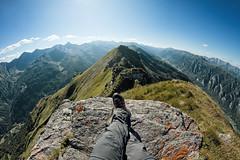 Chillin' Kareck 2.481m (Gerald Ramsbacher) Tags: nikon nikkor d800 1835 12 kareck rennweg am katschberg krnten carinthia austria sterreich berg berge view aussicht plla pllatal muhr lungau biospre salzburg chill outdoor hiking wandern