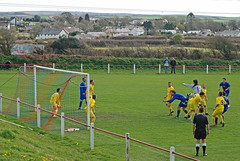 St Teath v Liskeard Athletic, East Cornwall League Cup semi-final 1st leg, April 2011 (darren.luke) Tags: st landscape football cornwall fc grassroots cornish teath liskeard nonleague