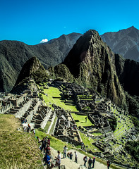 Machu Picchu (sebastiansanchezp) Tags: machu picchu mountain peru 7 wonders world