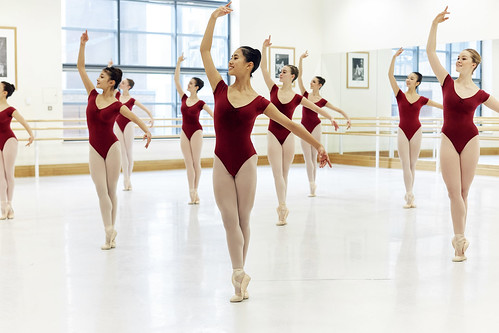 What life is like at the Royal Ballet School — News — Royal Opera ...