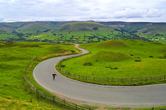 DSC_0017 (christographerowens) Tags: peak district nikon d3200 longboarding penny skate boarding mam tor edale