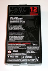 star wars the black series 6 inch action figures 2015 2016 red packaging the force awakens #12 first order snowtrooper the force awakens misb b (tjparkside) Tags: first order snowtrooper 12 star wars black series tbs 6 six inch action figure figures ep episode 7 vii seven force awakens tfa red packaging backpack blaster rifle weapon gun removable skirt helmet belt 2015 1st