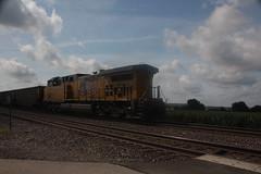 54037 (richiekennedy56) Tags: unionpacific ac44cw up6275 kansas shawneecountyks menoken topeka railphotos unitedstates usa
