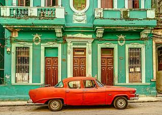 Cuba colors