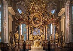 Maria Himmelfahrt (Mariandl48) Tags: mariahimmelfahrt hochaltar stiftskirche vorau steiermark austria