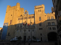 Palacio Arzobispal, Narbona (kakov) Tags: narbonne narbona palacioarzobispal palaisdesarchevques languedocroselln siglo xiii xiv century 13th 14th gtico gothic