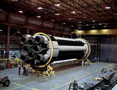 Cronus 1 First Stage (John Moffatt) Tags: lego space rocket basically 1 saturn engines