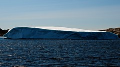 Iceberg # 1 (le Brooklands) Tags: blue d7000 green ice iceberg maintickle newfoundlandlabrador sigma2470mm twilingate twillingateadventuretours white