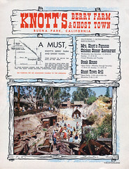 Vacationland, Summer 1960 13 - Knott's Berry Farm & Ghost Town (Tom Simpson) Tags: vacationland vintage 1960 1960s ad ads advertising vintagead vintageads knottsberryfarm ghosttown